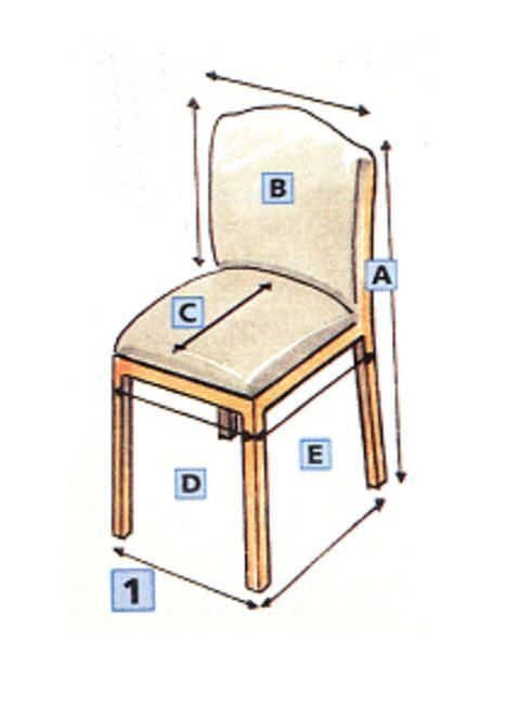 anleitung stuhlhussen n hen schere stuhl und stoffe. Black Bedroom Furniture Sets. Home Design Ideas