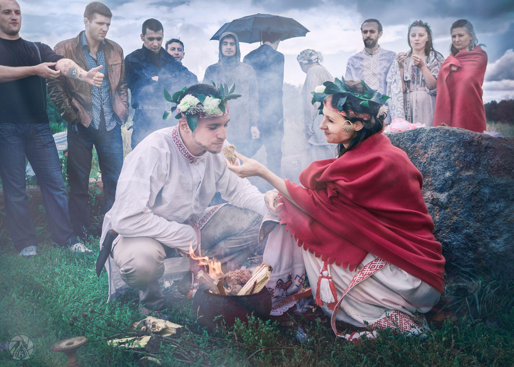 Рagan wedding by Константин Лучезарный on 500px