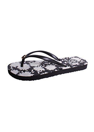 3a8b69d4abee TORY BURCH Tory Burch Reva Flip Flops Sandals Flat Rubber Style 90008651.   toryburch  shoes  flip-flops