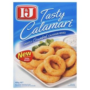 Frozen Calamari Rings National With Images Food Frozen Fresh Groceries