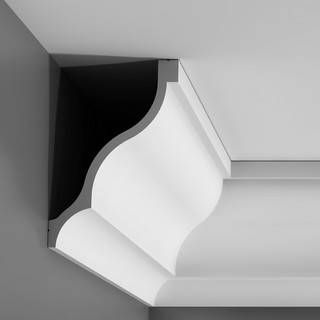 Orac Decor S Luxxus Crown Molding C337 C337 Crown Moulding For Sale False Ceiling Living Room Ceiling Design Ceiling Design Bedroom