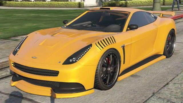Attractive Dewbauchee Massacro | GTA 5 Cars