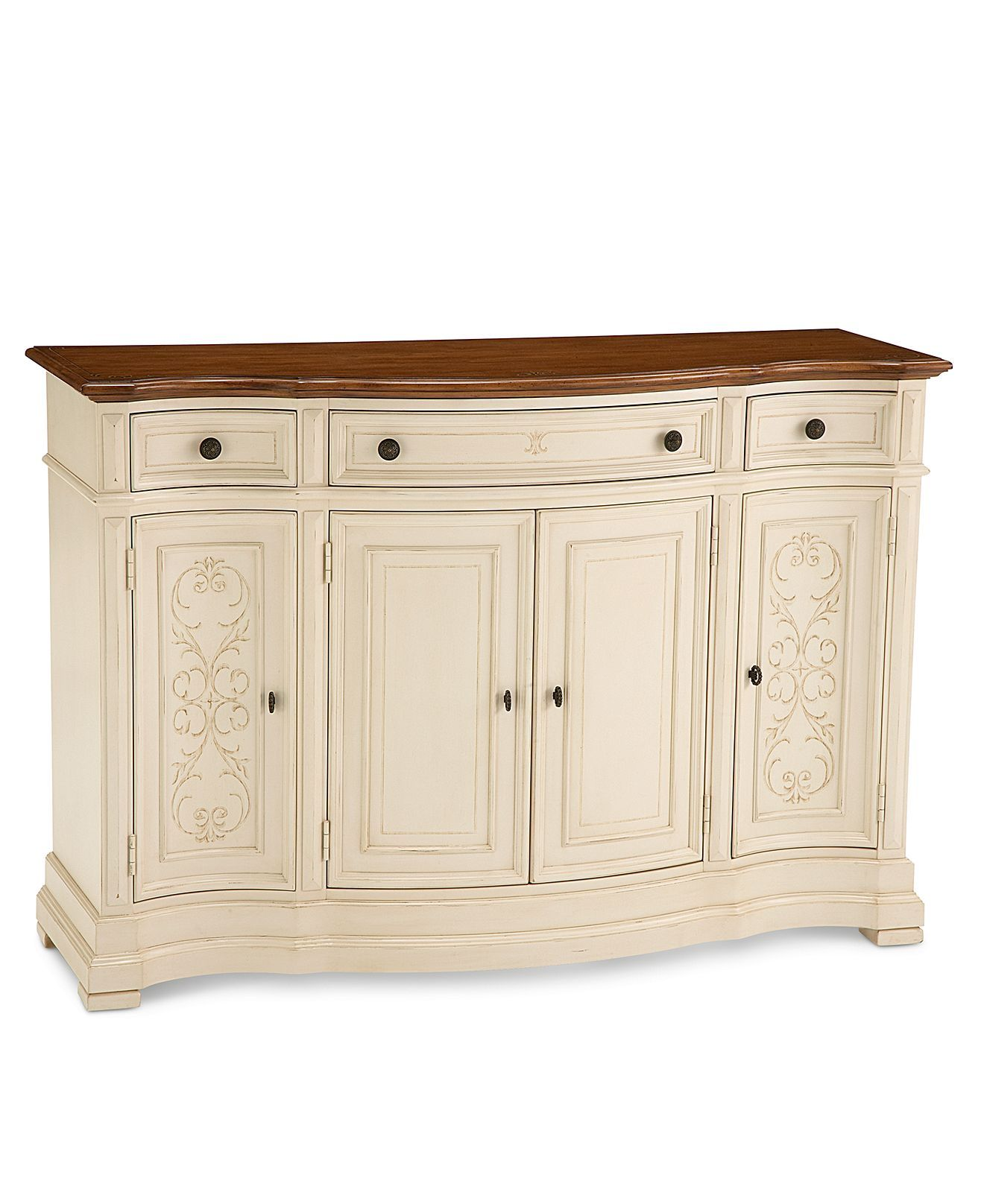 Coventry Credenza Painted Buffet