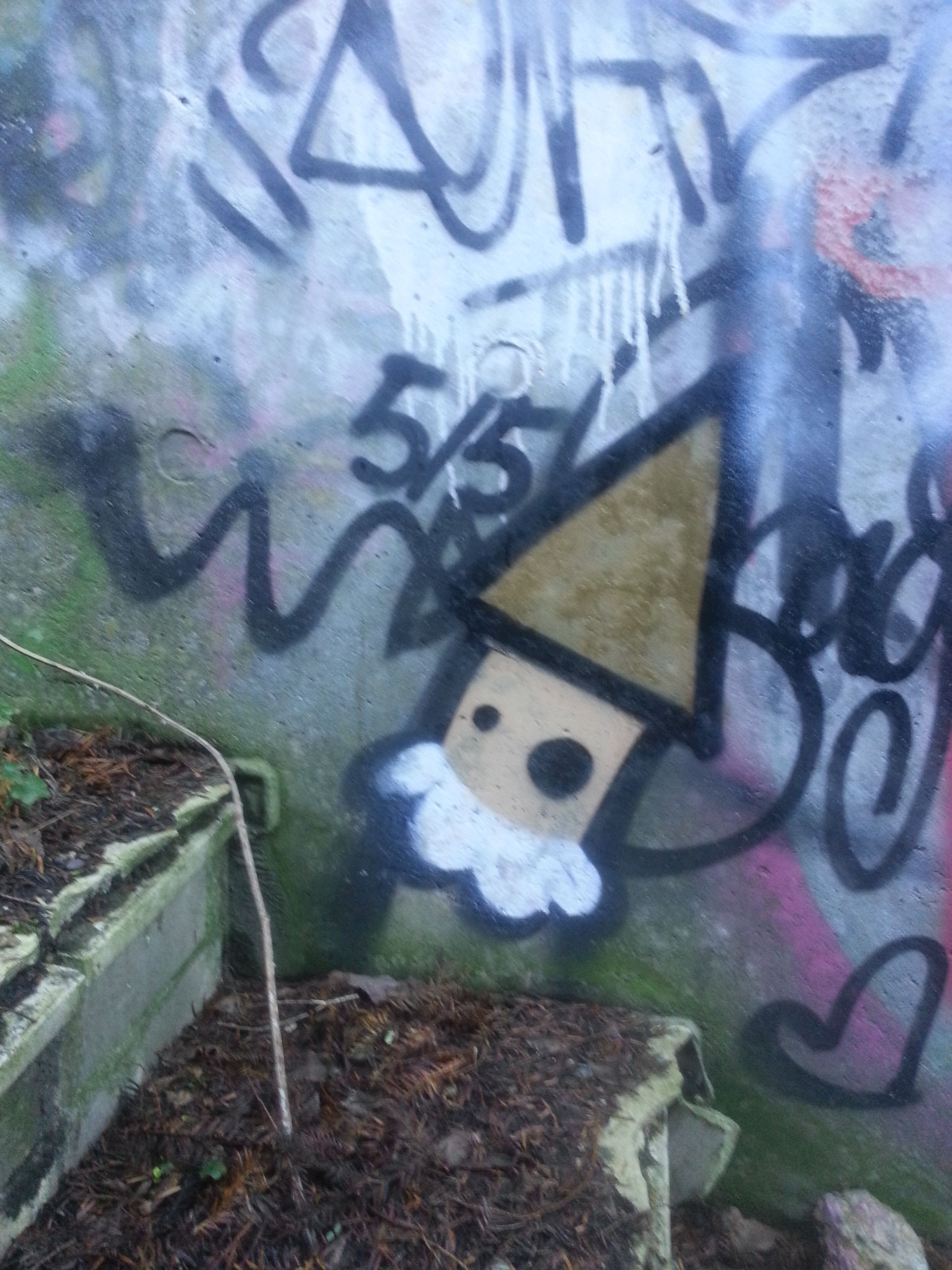 Artist(s): KBTR Location: Utrecht, Grindbak Photo made: 23/12/2015