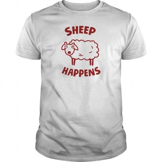 SHEEP HAPPENS Funny
