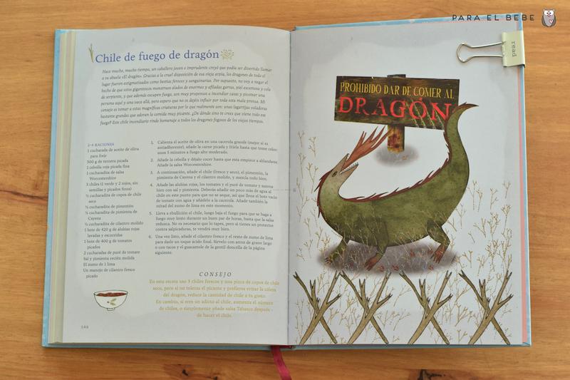 La cocina de los cuentos de hadas, un libro para niños y grandes ...