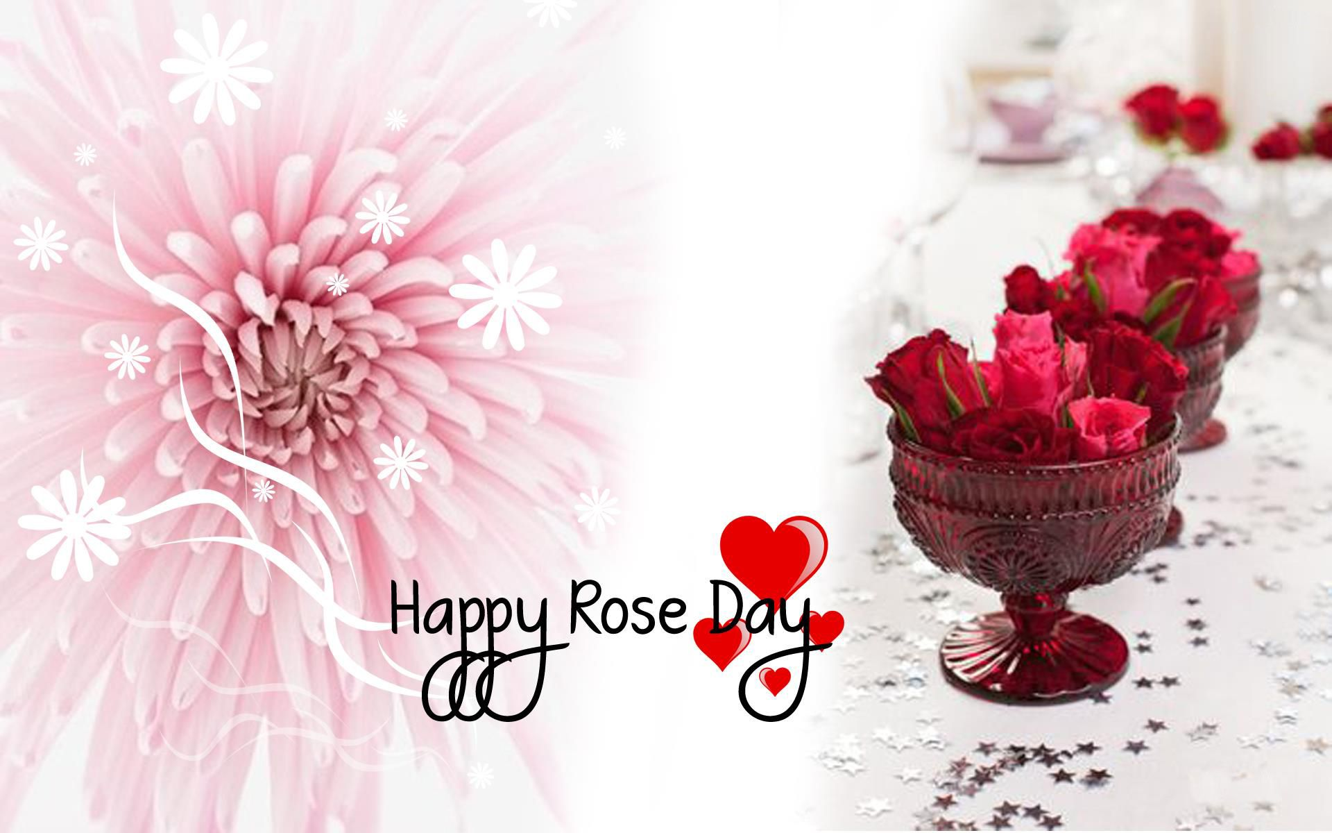Rose Day Wallpapers And Beautiful Images 2016 Happy Rose Day Happy Rose Day Wallpaper Rose Day Wallpaper