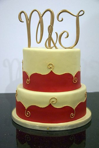 Indian Wedding Cakes Simple Graphic Design Cake Design For