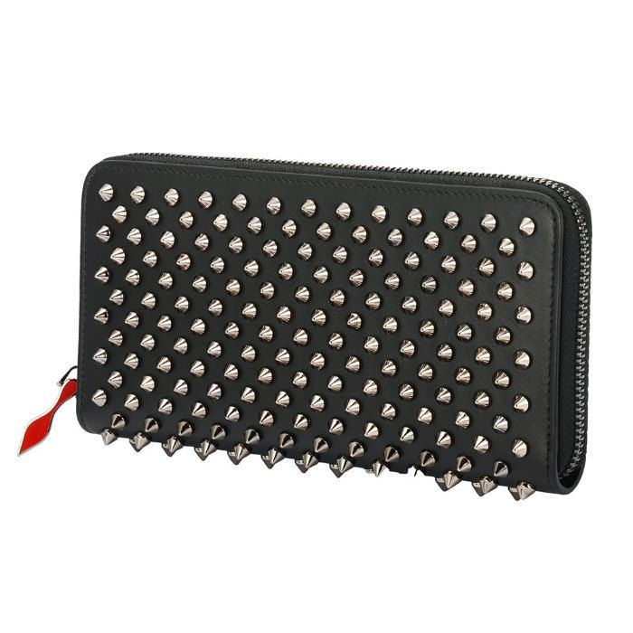 ルブタン 財布|スタッズ使いが華やか&個性的、ドレスに使いたいルブタンitem