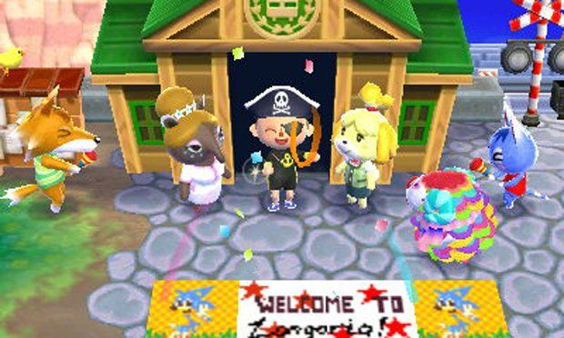Game Review: Animal Crossing Happy Home Designer