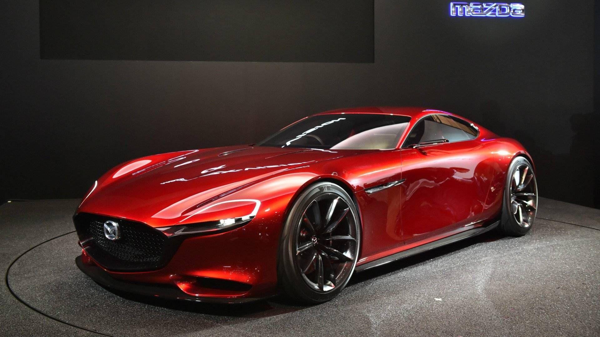 Mazda Confirms Rotary Sports Car Engine In Development Rx 7 Autos Ine