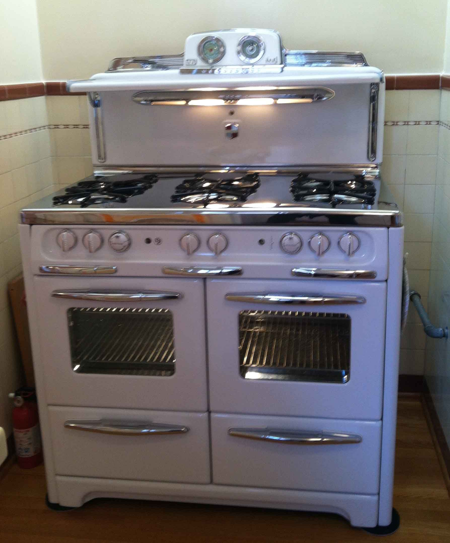 Antique Kitchen Appliances Blue Rugs Gas Stoves For Sale Our Customers Love Their