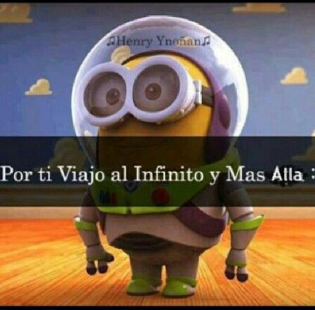To Infinity And Beyond Minions Minion Toy Social Media Marketing Tools