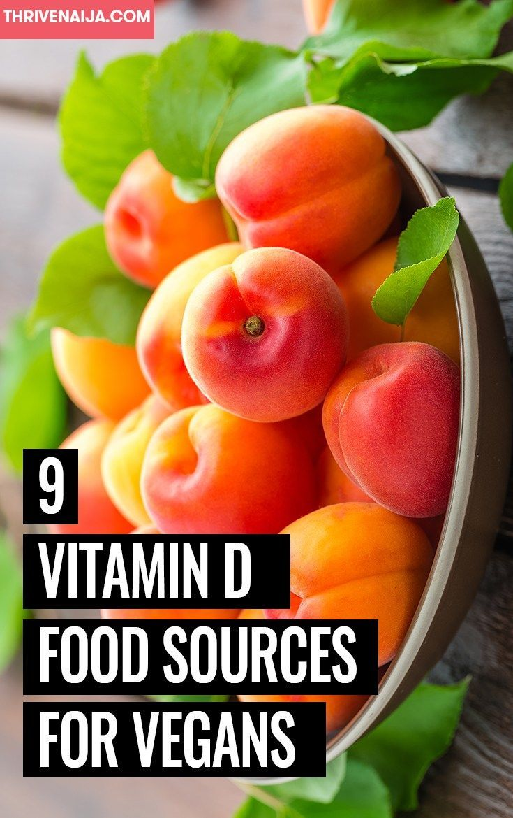 a8e09e0a931 Vitamin D Food Sources For Vegans  9 Vitamin D Rich Foods List For ...
