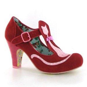 Cat shoes...cute
