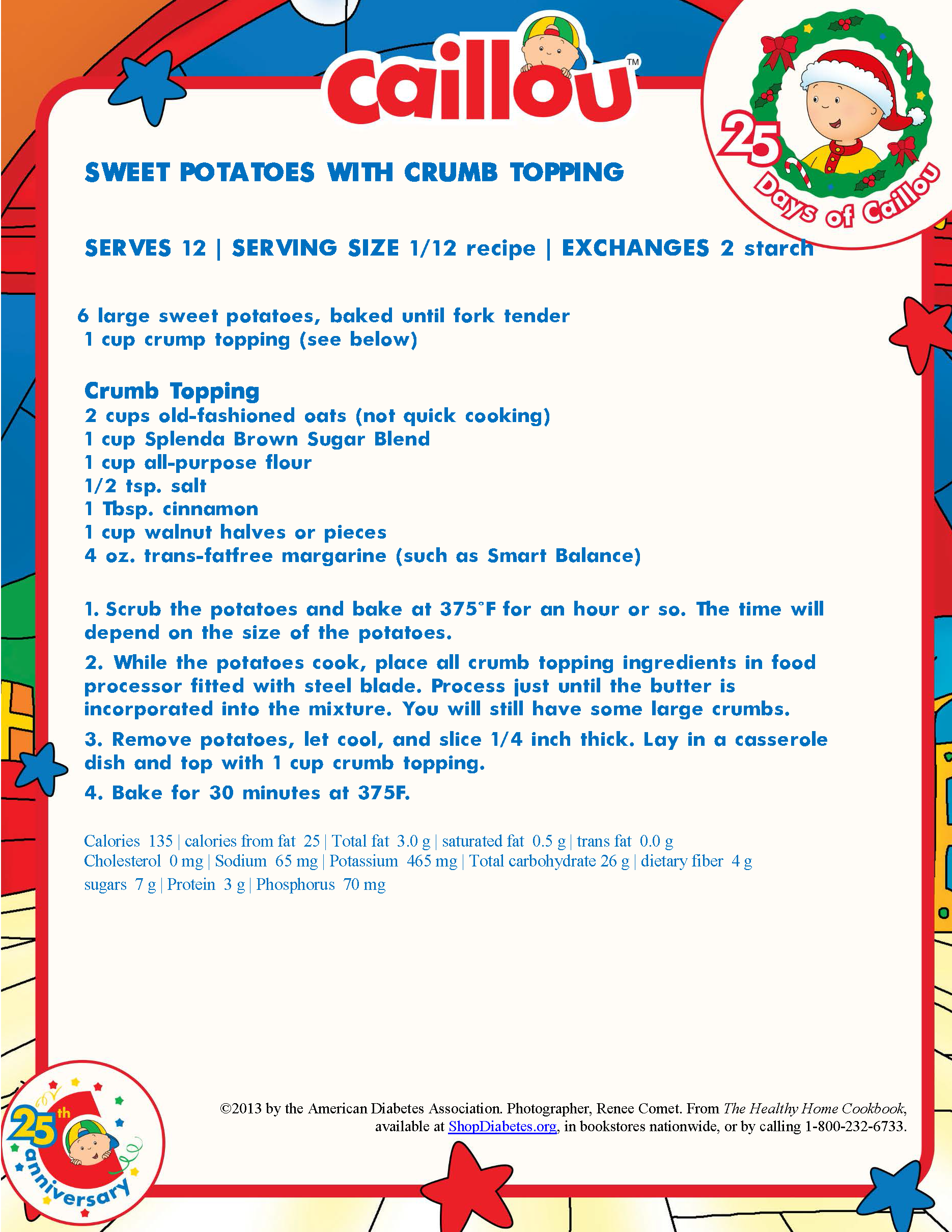 Day 3 - Looking for a Healthy Thanksgiving Day Recipe? Check out ...