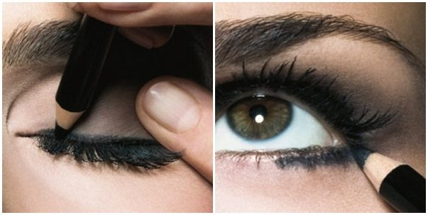 Maquillaje ojos ahumados paso a paso 2 maquilajes Pinterest