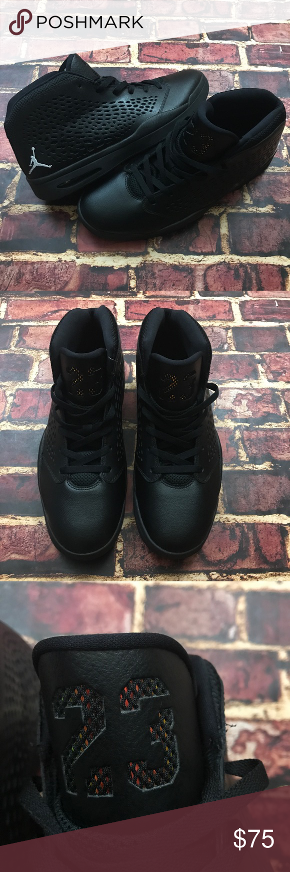 223283983bbf NEW Nike Jordan Flight 23 2015 Men s Size 12 Shoes Brand New without Box.  Excellent Condition   Zero Flaws. See photos for details. Thanks!