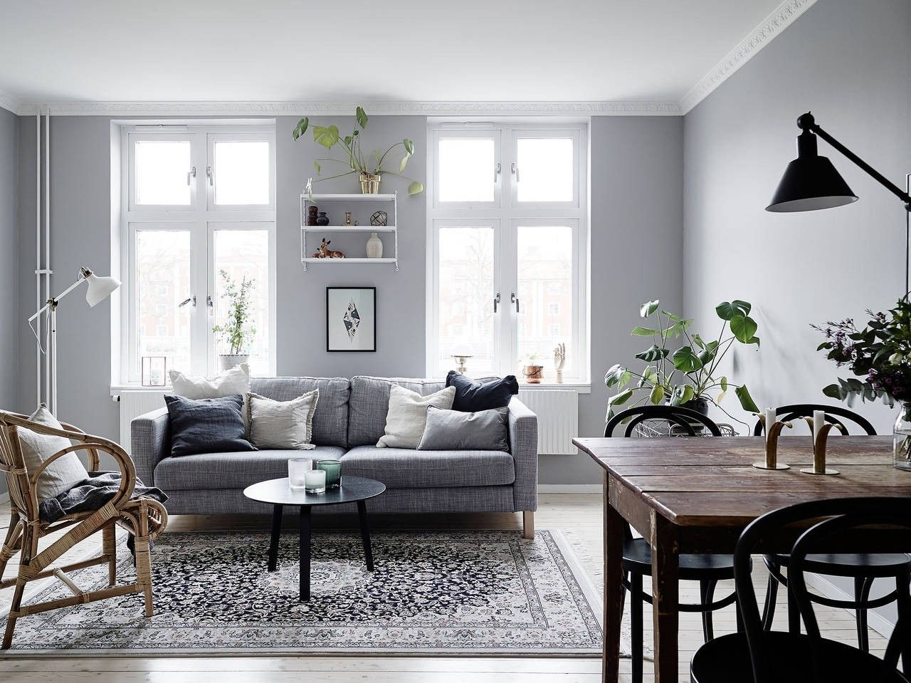 Relaxed Swedish Apartment design attractor Apartments