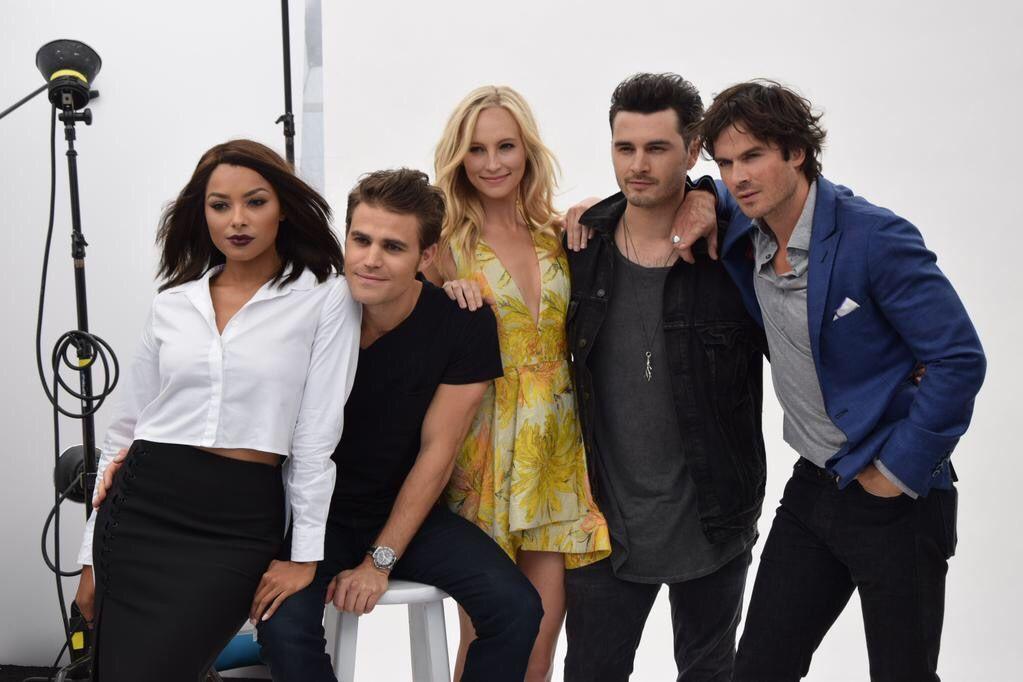 Explore Vampire Diaries Cast, Ian Somerhalder, and more!