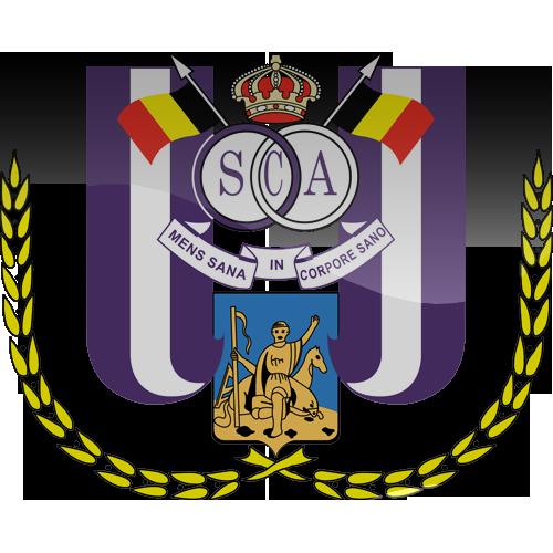 anderlecht belgium football club logos pinterest