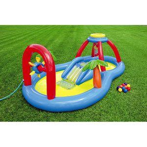 Intex Windmill Blow Spray Play Center Pool