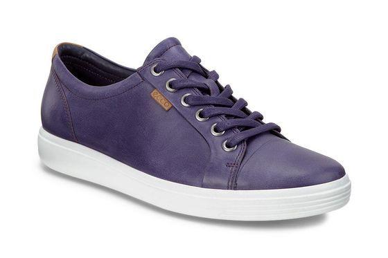 Ecco Womens Soft 7 Sneaker Crown Jewel 여성 신발 스니커즈