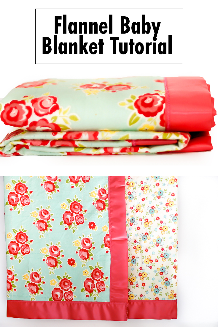 How to sew satin blanket binding learning to sew pinterest