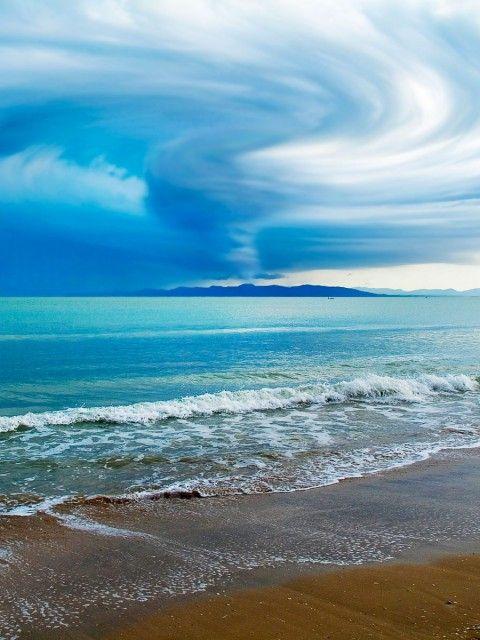 35 Mind Blowing Ocean Landscape Photography Examples Ocean Landscape Beach Wallpaper Beautiful Beaches