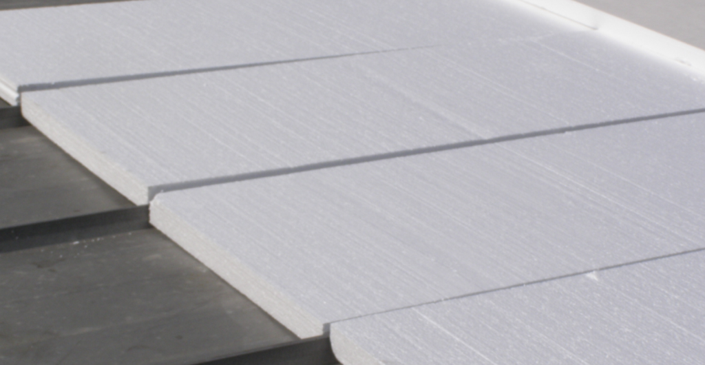 Understanding Eps Flute Fill Insulation A Tailor Made Solution For Re Cover Projects Standing Seam Metal Roof Rigid Foam Insulation Roofing