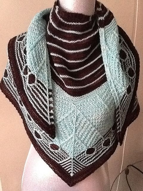 Ravelry: Project Gallery for Catkin pattern by Carina Spencer