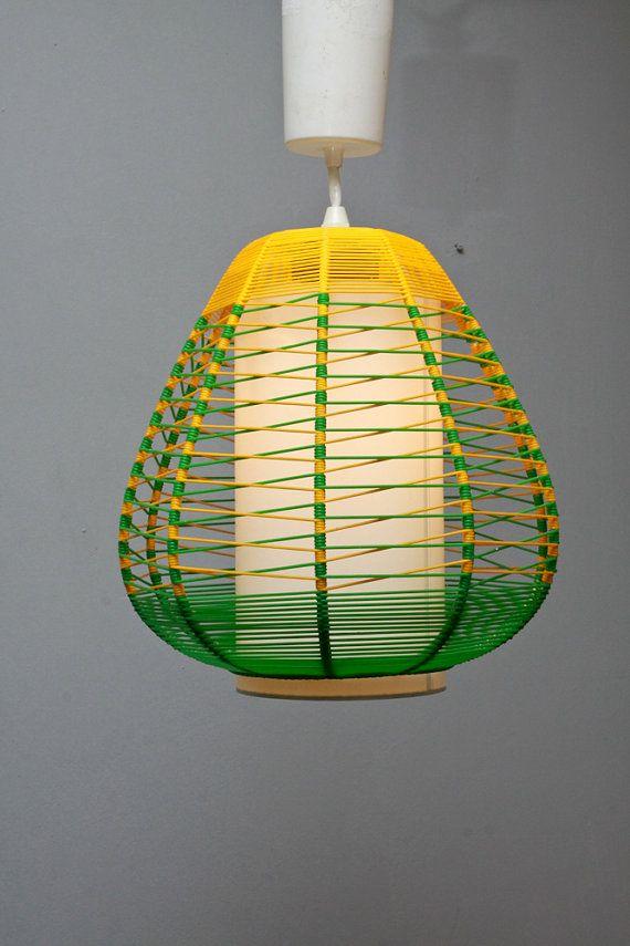 etsy lighting pendants. Design Pendant Lamp 60s 70s MidCentury By Etage3 On Etsy Lighting Pendants B