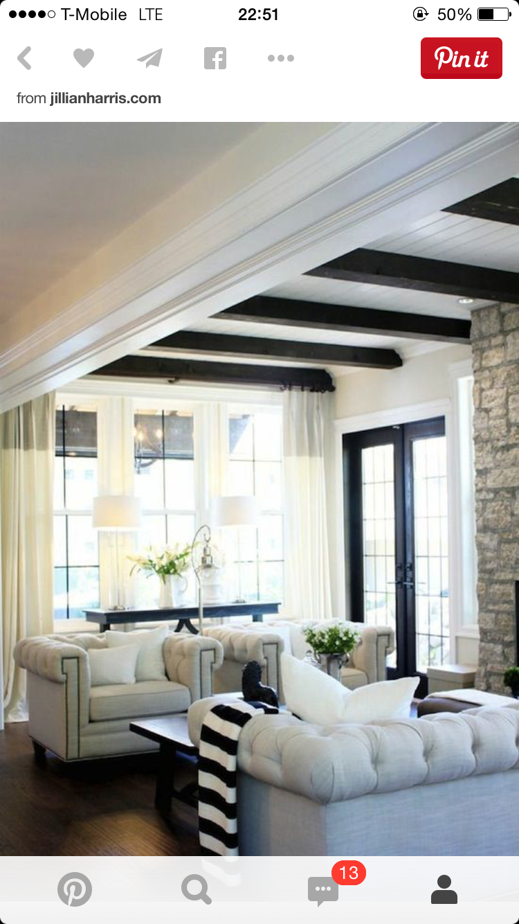 Wohnzimmer, Wohnen, Pariser, Immobilien, Mediterran, Landhausstil, Haus Und  Garten, Für Zu Hause, Zuhause