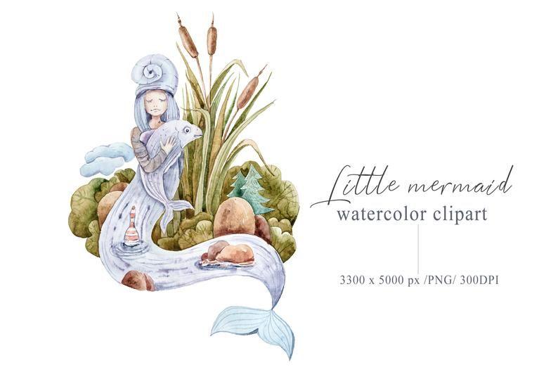 The Little Mermaid Font Little Mermaid Font Mermaid Font The Little Mermaid