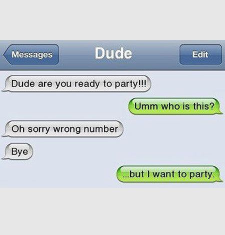 'funny text messages' I only re-pinned this as an example of what to never text…