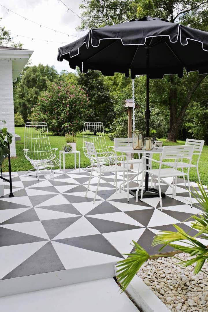 35+ Color pintar suelo terraza exterior inspirations
