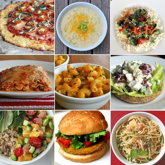 Healthy Filling Meals Under  Calories