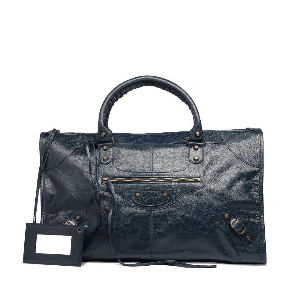 CLOSED Shopping Bag - dark night