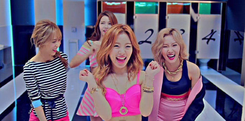 "MAMAMOO Releases Official Music Video for ""Um Oh Ah Yeh"" 