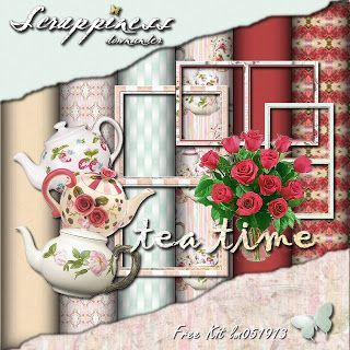 Friday's Guest Freebies ***Join 1,960 people. Follow our Free Digital Scrapbook Board. New Freebies every day.
