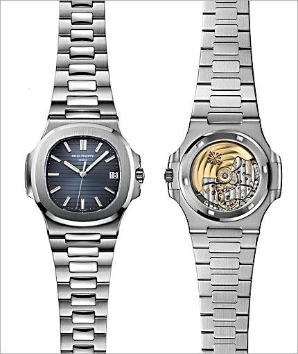 3af06adbb61 PATEK PHILIPPE SA - Nautilus Ref. 5711/1A-010 Stainless Steel | P in ...