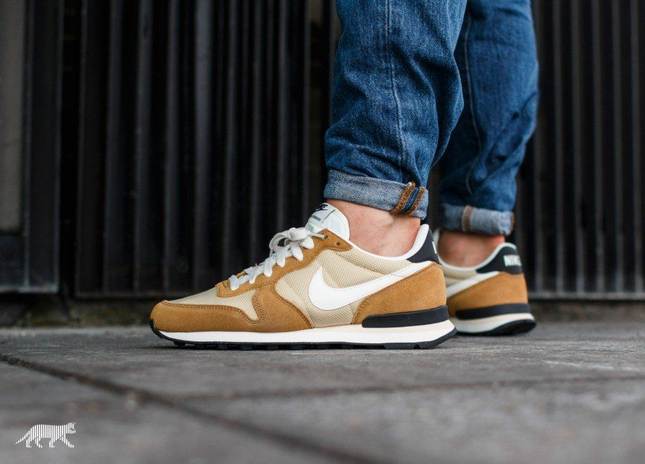 nike internationalist homme vegas gold