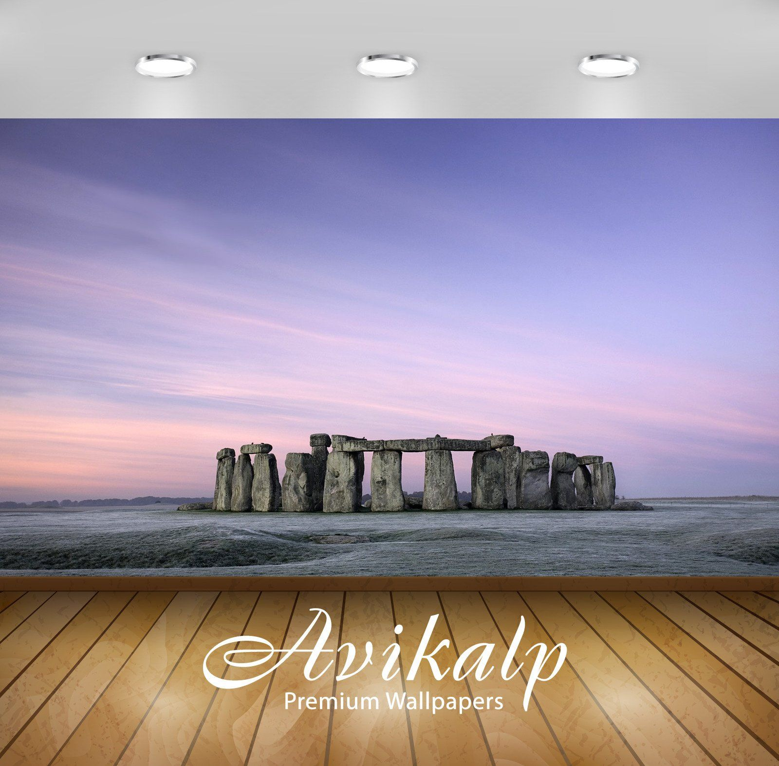 Avikalp Exclusive Awi1318 Stonehenge Full Hd Wallpapers For Living Room Hall Kids Room Kitchen Full Hd Wallpaper Wallpaper Living Room 3d Wallpaper For Hall