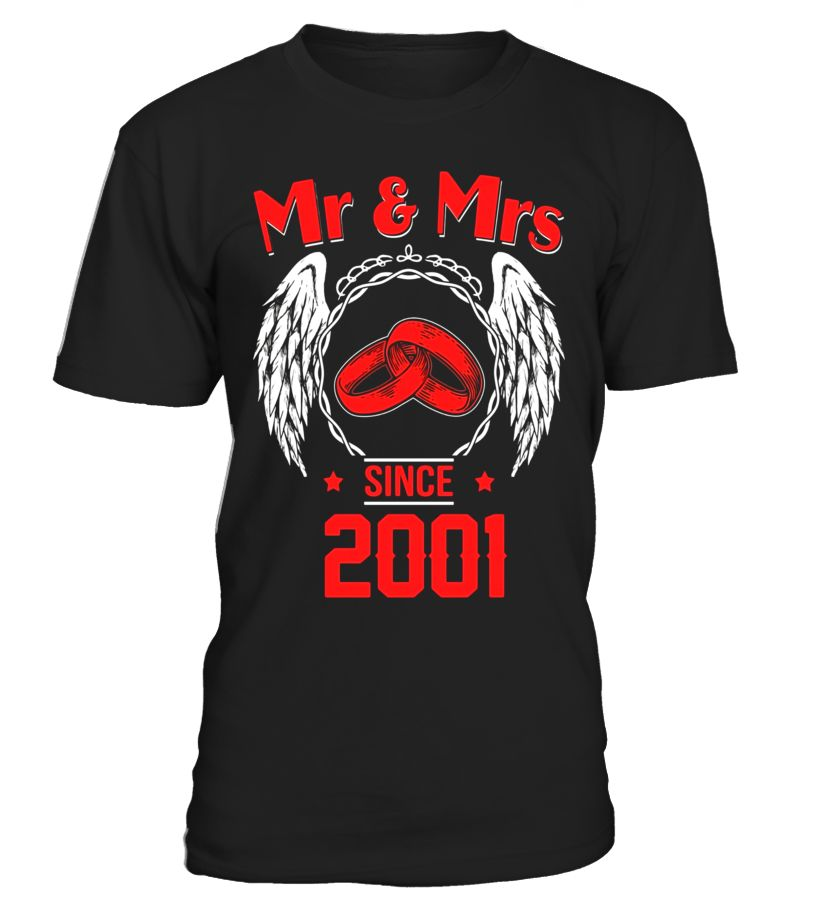 16th Wedding Anniversary Gifts T shirts for Husband for Wife ...