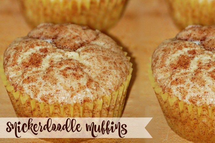 Muffin recipe cream of tartar