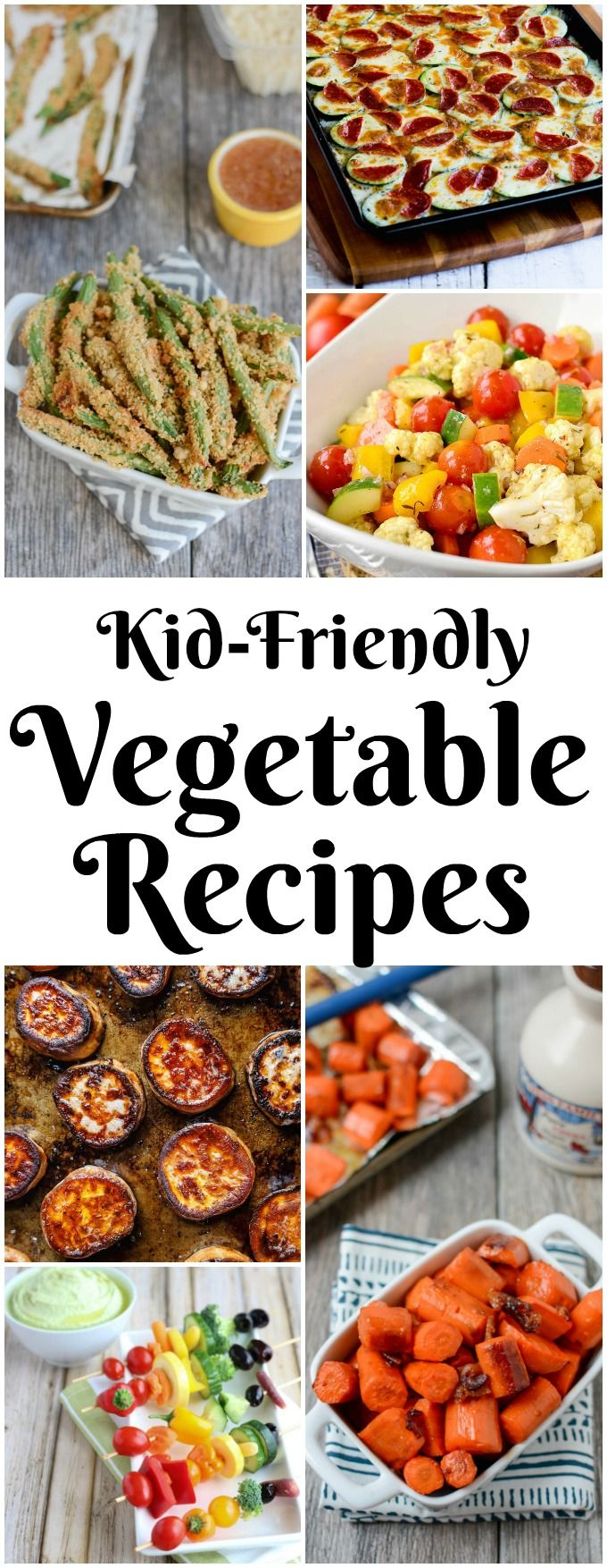 10 Kid-Friendly Vegetable Recipes -   19 vegetable recipes for kids