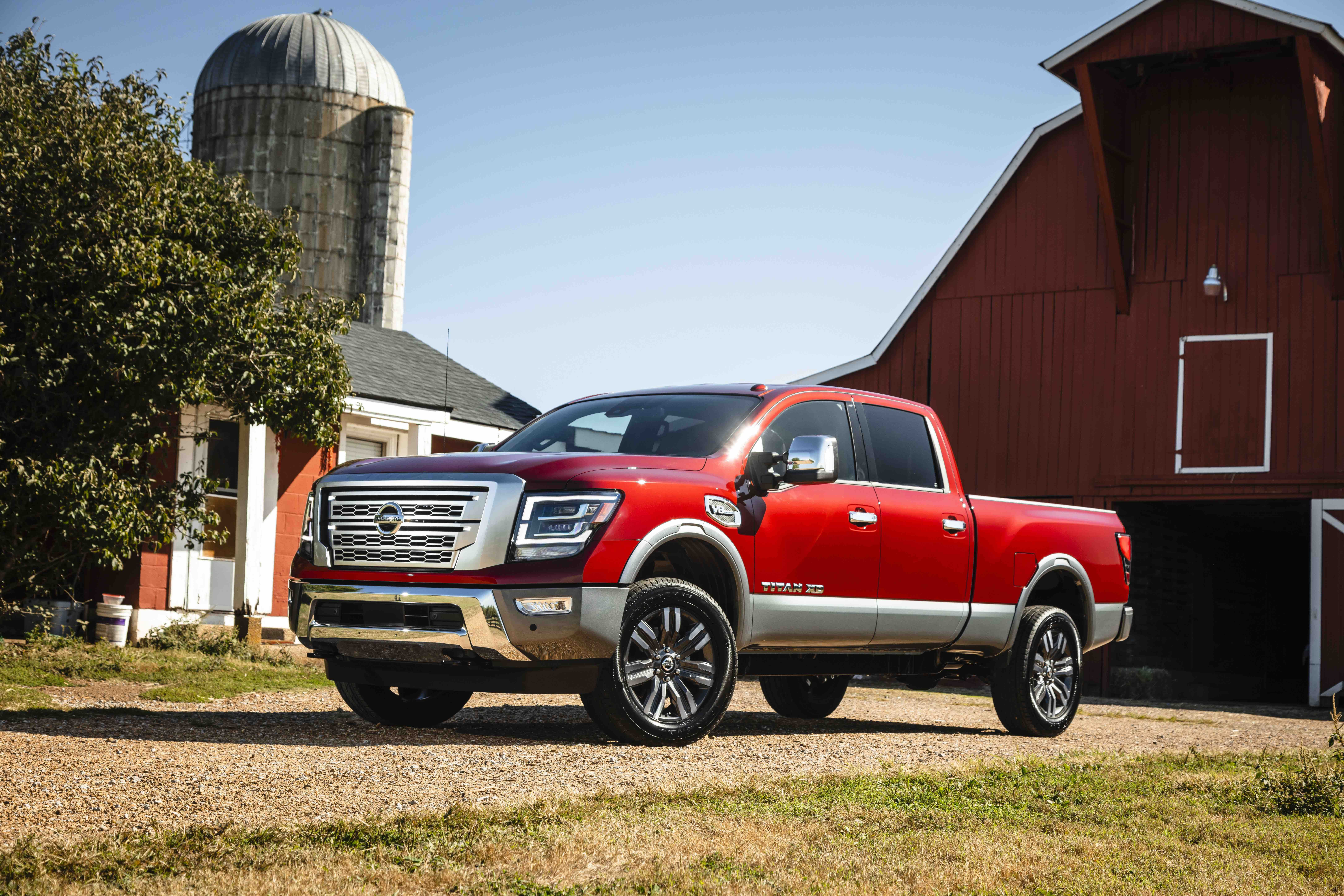 The 2020 Nissan Titan Xd Platinum Reserve Is Bolder More Capable More Comfortable And Features Standard Nissan Safety Sh Nissan Titan Nissan Titan Xd Nissan