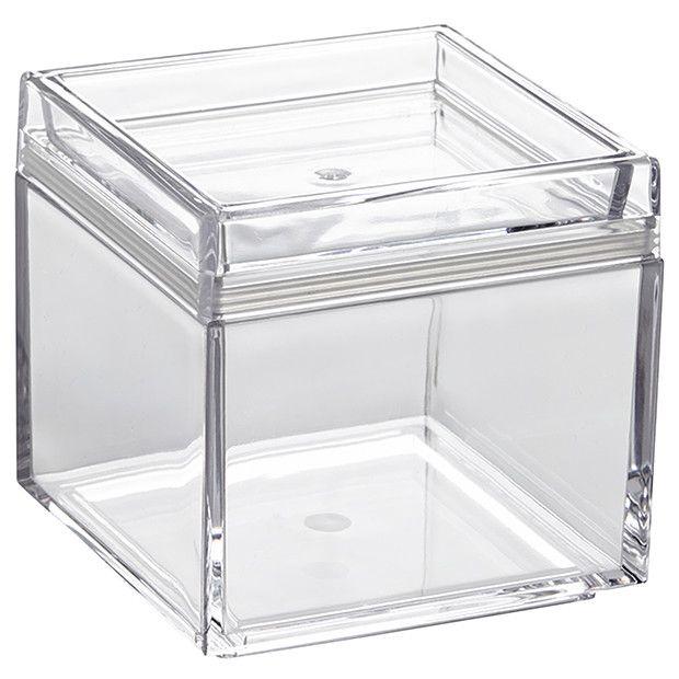 Acrylic Container Stacker Medium