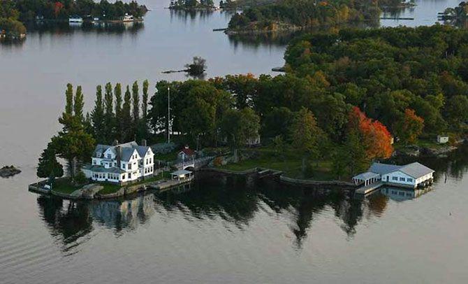 1000 canadian islands
