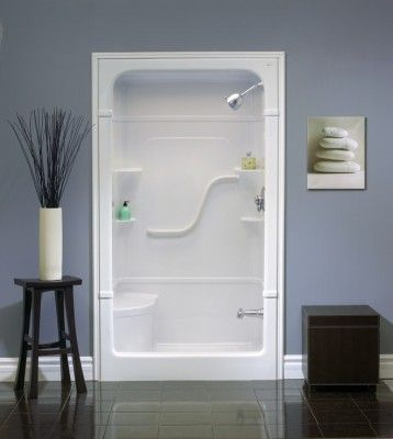 Compact Mirolin Madison 4 Shower insert. Available in Saskatoon from ...